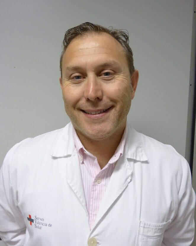 Doctor Guillermo Bastida