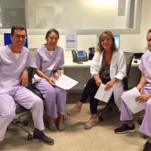 Curso FORENDO Hospital La FE