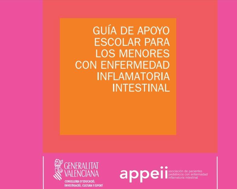 Guia de APPEII para el apoyo escolar a niños/as con Enfermedad Inflamatoria Intestinal