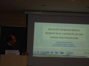 Relación cirujano-médico-paciente en el contexto de una unidad multidisciplinar.