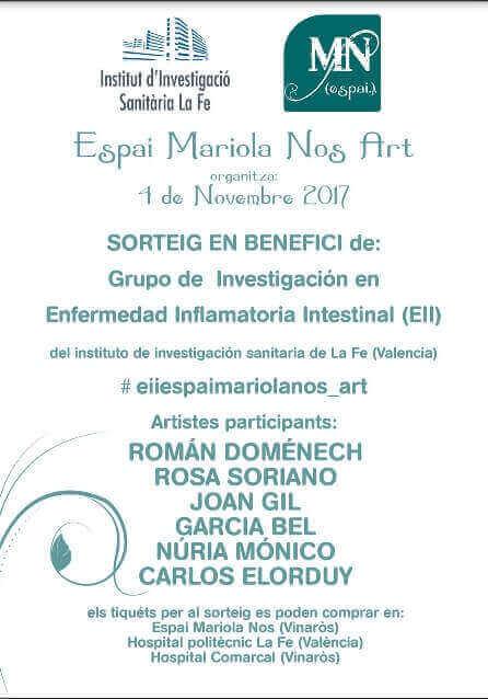 Programación del encuentro solidario cultural y de investigación en EII
