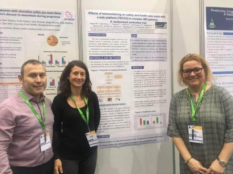 Plataforma de Telemonitorización en EII: Resultados de ensayo clínico TECCU