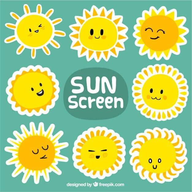 Cuidados de protección solar