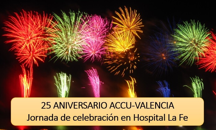 Celebracion 25 aniversario ACCU Valencia