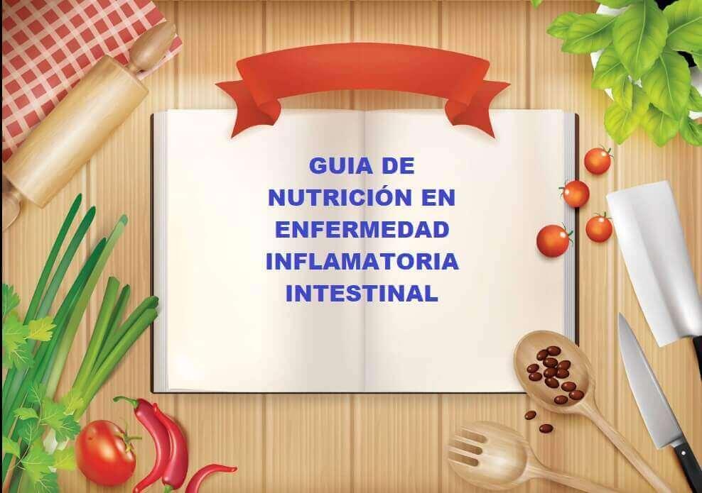 guia nutricion en EII