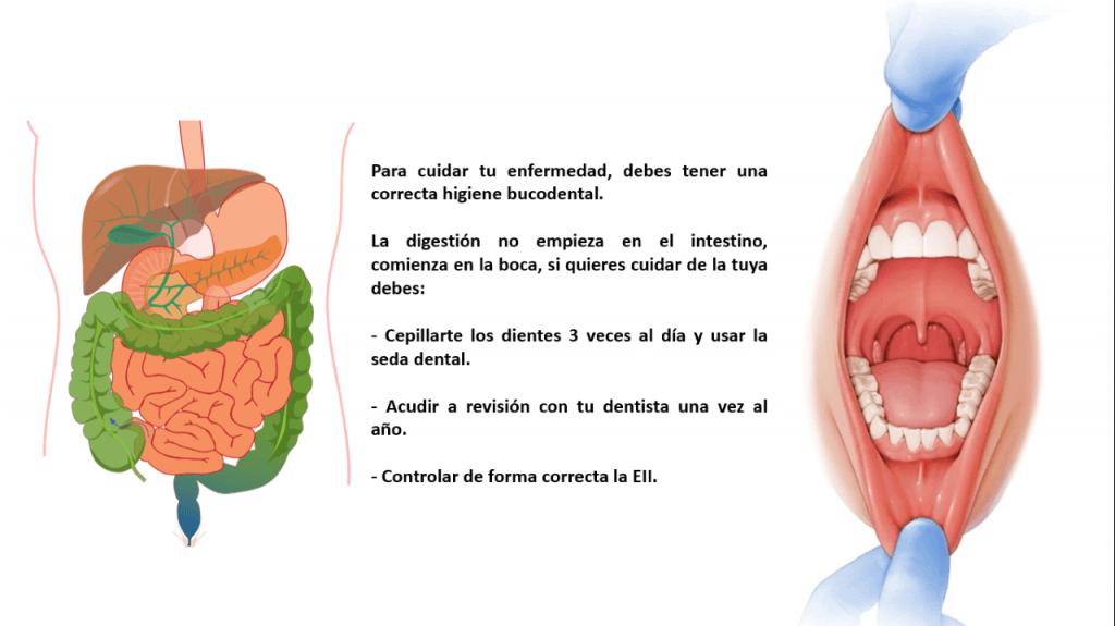 Cuidados básicos para la higiene dental